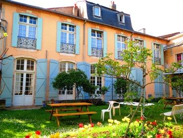 Résidence Jeunes en Quercy